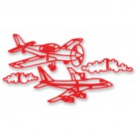 Uçak Figürlü Pechwork