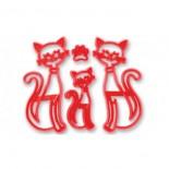 Kedi Figürlü Pechwork