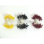 Bordo Kırmızı Renk Çiçek Tomurcuk Süsleme
