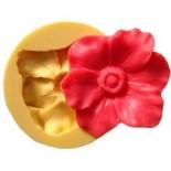 Çiçek Kokulu Taş Sabun Kalıbı Silikon