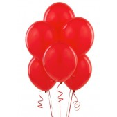 Kırmızı Balon 5 Adet Paketi