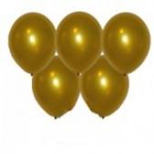 Altın Sarısı Balon 5 Adet Paketi