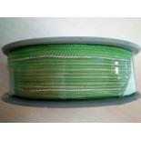 Pasta Kenar Kurdelası ve Fiyongu Yeşil  Renk